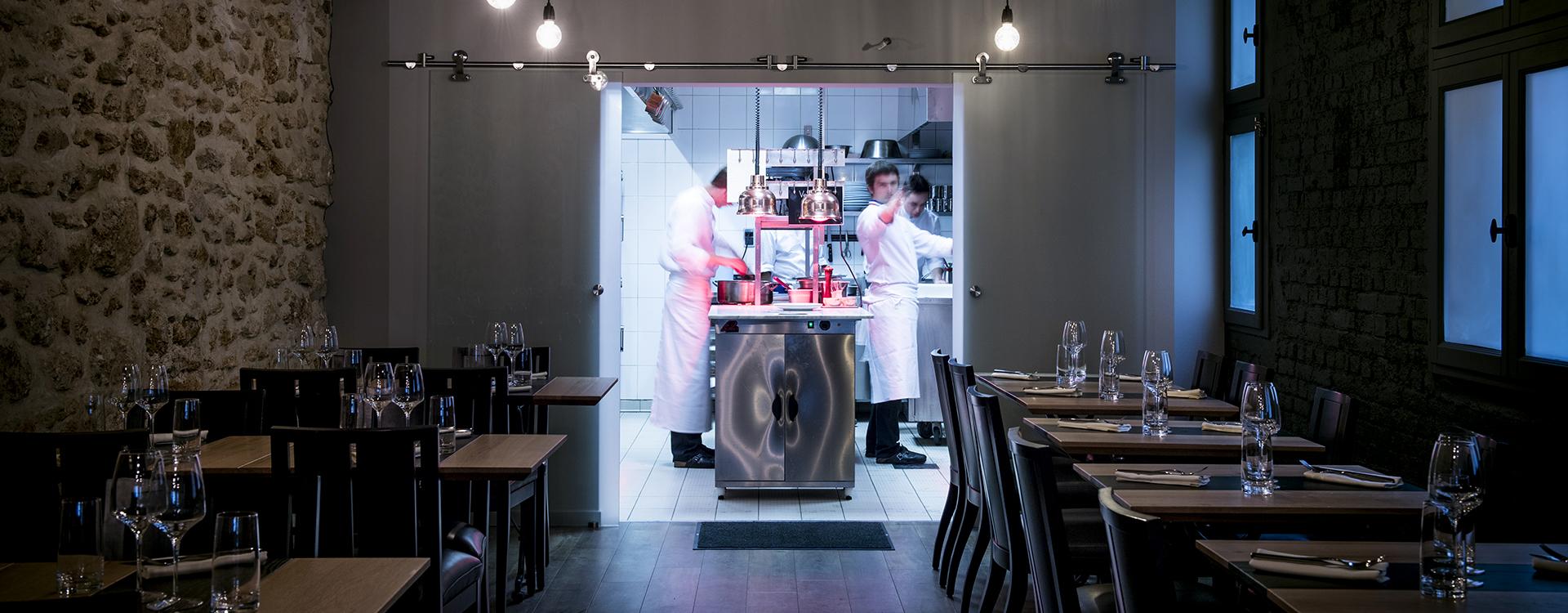 Reservation Restaurant Arnaud Nicolas Paris
